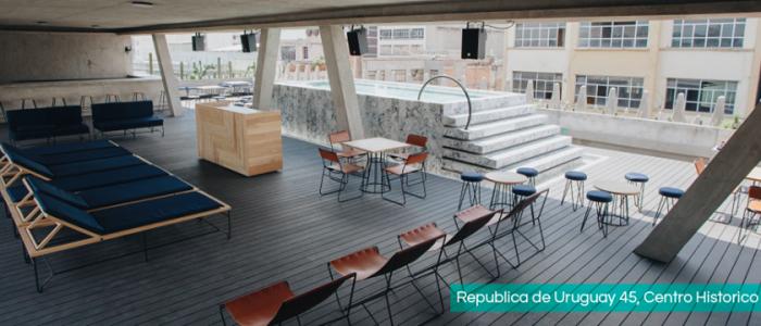 terraza malaquita rooftop